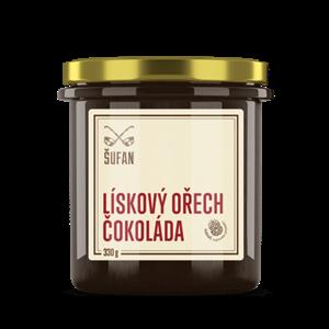 Lískoořechový-čokoládový