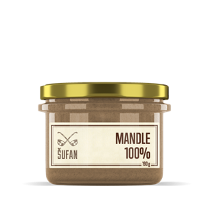 Mandle 100% 190g